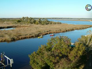 Surf City house photo - View from back deck
