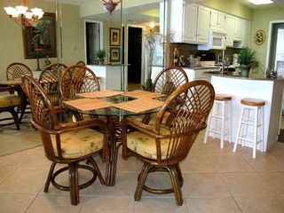 Gulf Shores condo photo - Dining Area