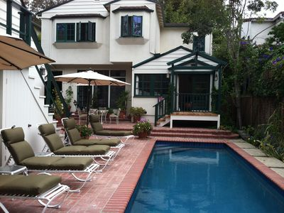 Quiet, In The Heart Of Brentwood, Home With Pool And Guesthouse