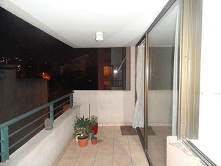 Santiago apartment photo - amplia terraza.
