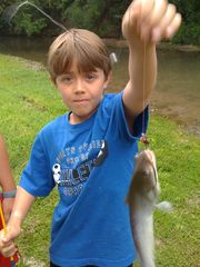 Lampasas house photo - Yes, there are all kinds of fish available for catching all year long!