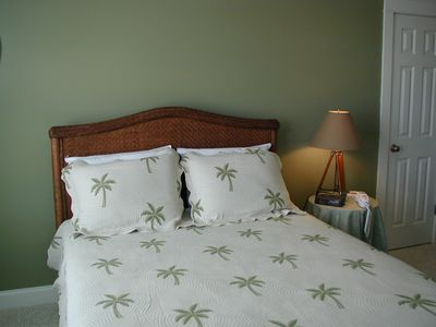The Palm Bedroom