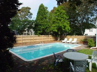 Falmouth house photo - Another pool view