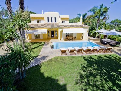Private, Not Overlooked 4 Bed Villa Centrally Located Within The Golden Triangle