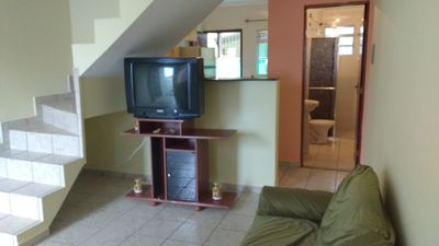 Townhouse in gated, 80 meters from the beach