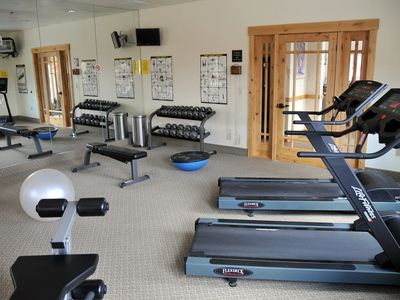 Bear Hollow Village Clubhouse - Exercise Room