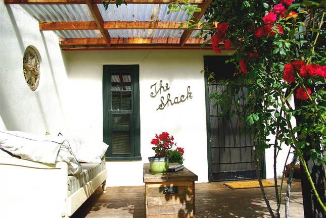 The Shack - located at Woodend
