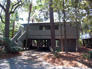 Kiawah Island cottage photo - Front Exterior