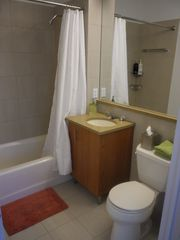 Midtown Manhattan apartment photo - bathroom #2