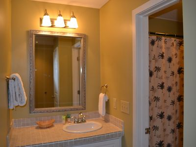 Both Identical Bathrooms Recently Remodeled