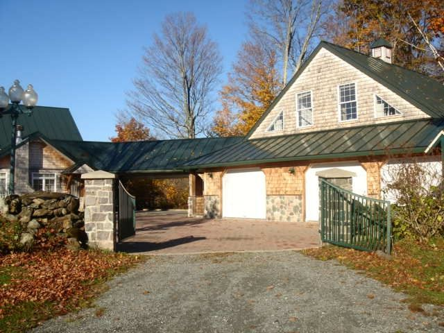 Large Secluded Vermont Rental House With Stunning Views.