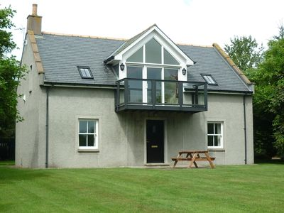 Hollyburn Lodge  Stonehaven