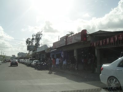 Kioskos in Luquillo