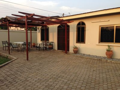 image for 3 bedroom secured fully furnished bungalow for short term rental