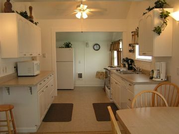 House #1 (3BR/3BA) Kitchen. May be combined with other units on property for 26