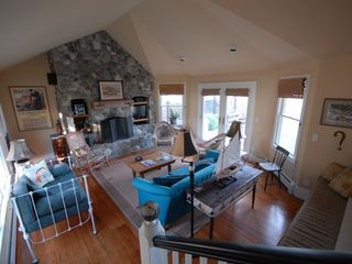 Deer Isle - Stonington house photo - Living Room