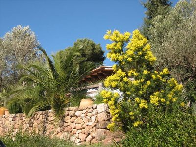 Finca Cas Pages - lovely holiday home with spectacular mountain views, pool, terrace
