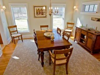 Vineyard Haven house photo - Formal Dining Room Seats Up To 10