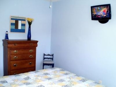 Lighthouse Bedroom 1 With LCD TV