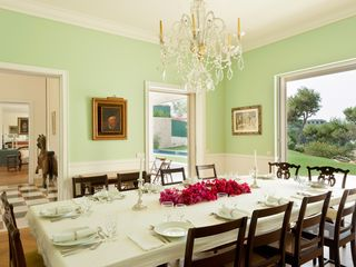 dining room - Estoril villa vacation rental photo