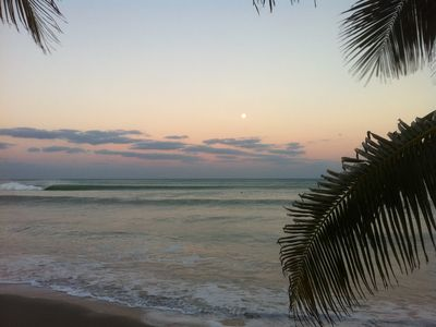View of Hollywood Beach just steps away from your apartment!