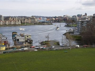 Spectacular Inner Harbour Views from Condo & Spacious Decks