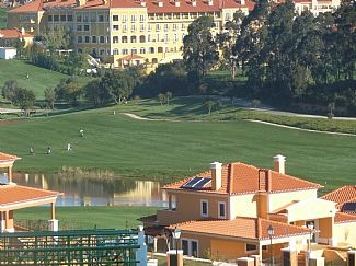 Semi Detached Townhouse On Camporeal Golf Resort With Private Pool And Golf View