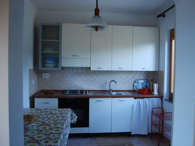 Aranzos house rental - Kitchen