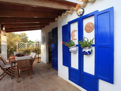 Casa Bouganville - Amazing House with character near to Es Calò .