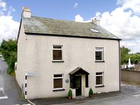 DOLPHIN COTTAGE, pet friendly, with a garden in Flookburgh, Ref 2171