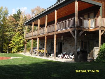 Main Floor Porch
