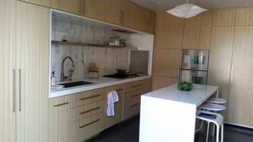 Naples house rental - high end appliances with steam oven