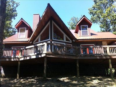 Little River Canyon Secluded Mountain House Vrbo