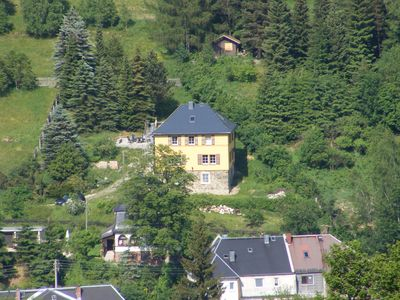 Comfortable 4 star holiday residence in the popular resort of Klingenthal.