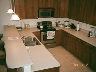 Fenwick Island townhome photo - Kitchen