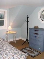 Warren farmhouse photo - Blue Bedroom