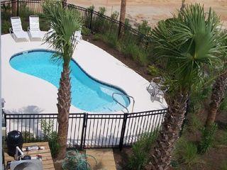 Cape San Blas house photo - Emerald Isle's Private pool