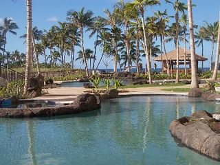 Ko Olina condo photo - Lagoon Pool and Beach Bar