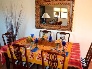 Taos house photo - Enjoy meals after your trip to the Farmer's Market!