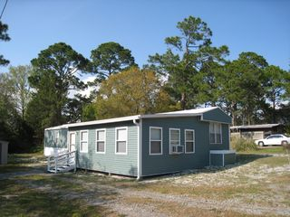 Mexico Beach mobile home photo - Home sweet vacation home!