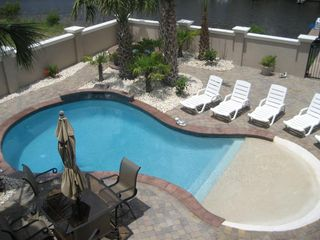 Cherry Grove Beach estate photo - Resort Style Private Pool & Jacuzzi
