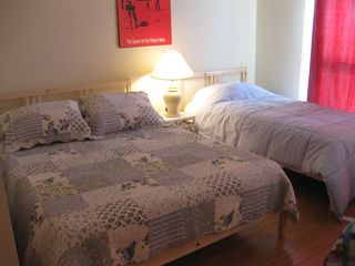 Galveston house photo - Bedroom 2