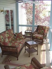 Branson condo photo - Screened-in porch