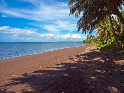 image for Absolute Beachfront Holiday Cottage with Private Saltwater Pool on Savusavu Bay
