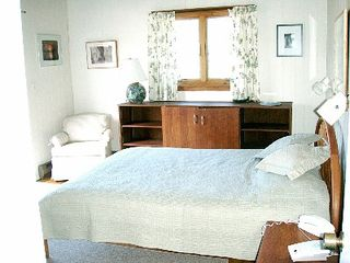 Chilmark house photo - Master bedroom.