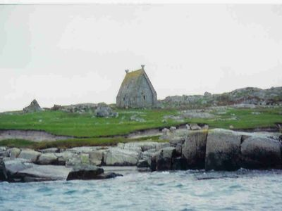 St Mc Dara's Island Church