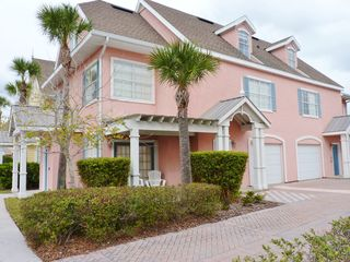 Runaway Beach Resort condo photo - Outside view of your vacation villa. Individual entry for each condo unit.