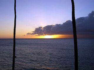 Kaanapali condo photo - Beautiful Sunset