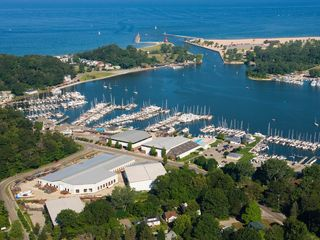 Saugatuck / Douglas estate photo - Boat slips avail where Lake Macatawa meets Lake Michigan less than 3 miles away!