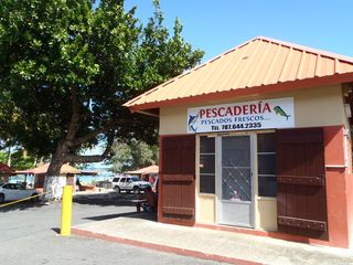 Isabela house photo - Villa Pasquera fish market in Isabela. Great place to buy fresh fish or lobster.